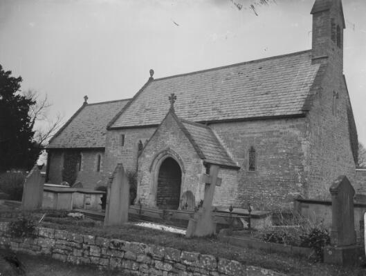 Llandough Church, Cowbridge.