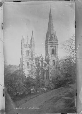 Cathedral, Llandaff