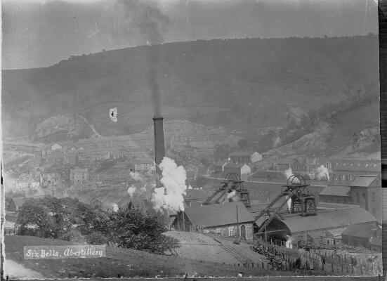 Six Bells; Abertillery