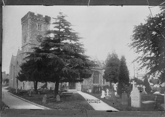 Caerleon Church