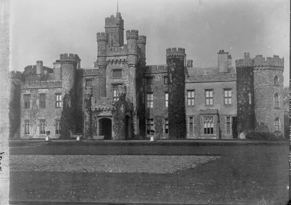 Hensol Castle. Llantrisant