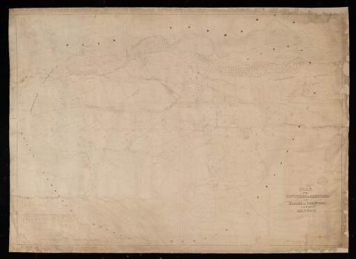 Plan of the township of Gresford in the parish...