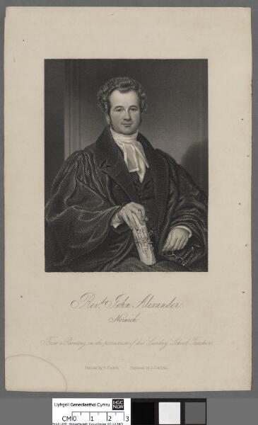 Revd. John Alexander Norwich