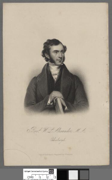 Revd. W.L. Alexander, M.A Edinburgh