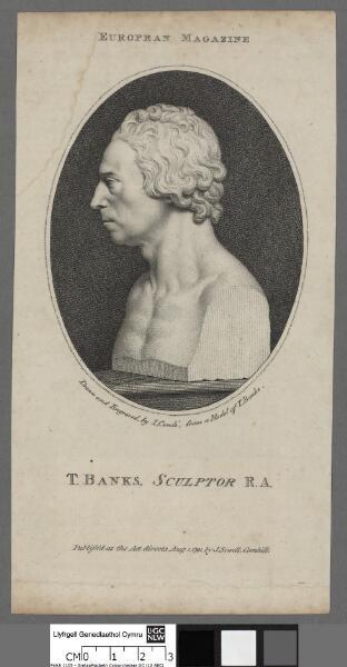 T. Banks, sculptor