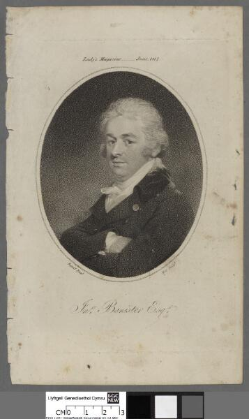 John Bannister Esqr.
