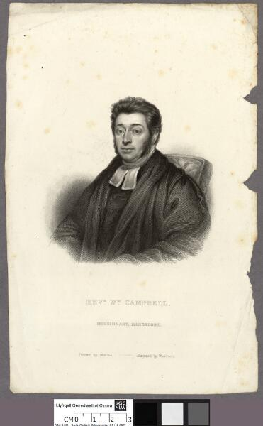 Revd.                      Wm. Campbell        ...