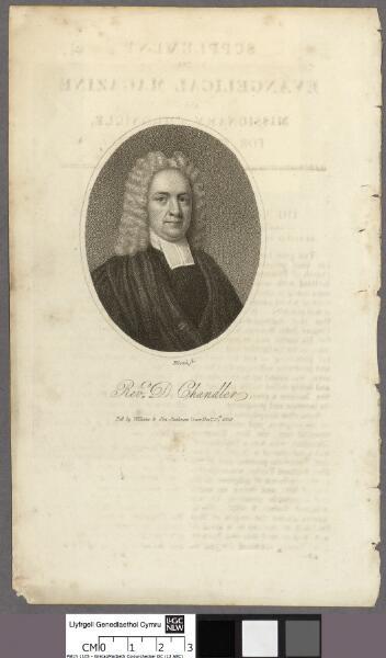 Rev. D. Chandler