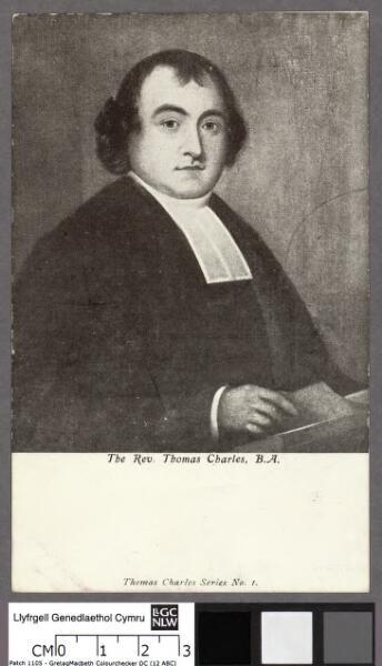 The Rev. Thomas Charles, B.A