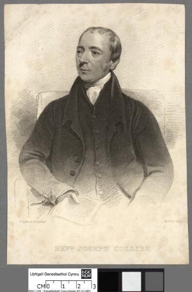 Revd. Joseph Collier