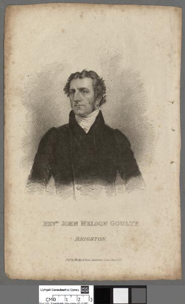 Revd. John Nelson Goulty, Brighton