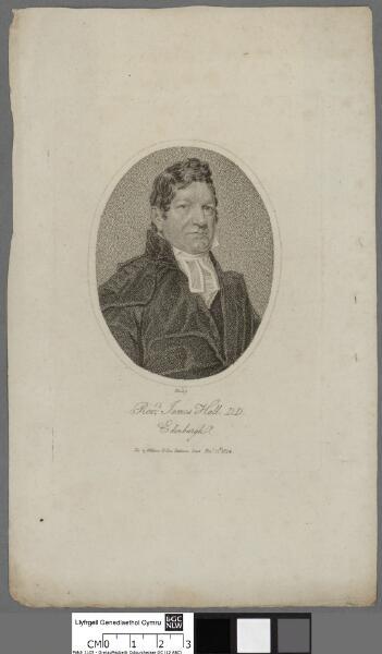 Revd. James Hall D.D., Edinburgh