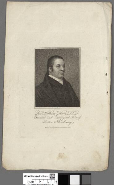 Revd. William Harris L.L.D. resident and...