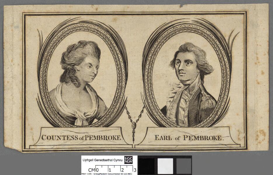 Countess of Pembroke and Earl of Pembroke