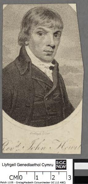 Revd. John Hewitt