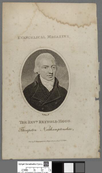 The Revd. Reynold Hogg, Thrapston,...