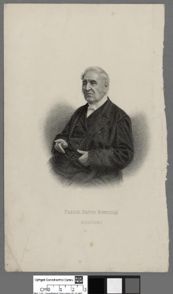 Parch. David Howells, Abertawy