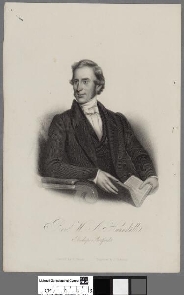 Revd. W. A. Hurndall, Bishop's Stortford