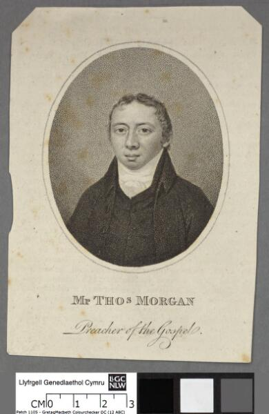 Mr. Thos. Morgan, preacher of the gospel