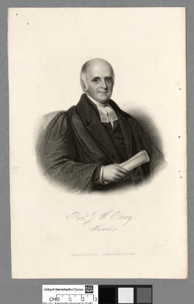 Revd. J.W.Percy Warwick