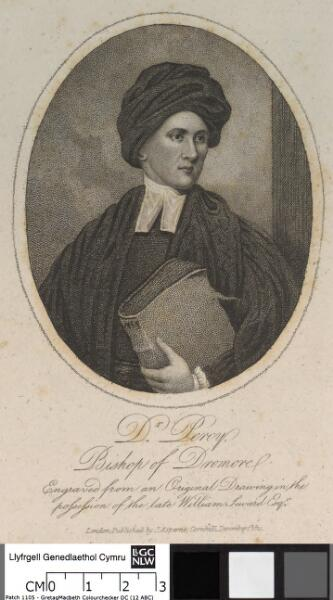 Dr. Percy Bishop of Dromorel