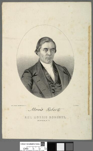 Morris Roberts Rev. Morris Roberts, Remsen, N.Y