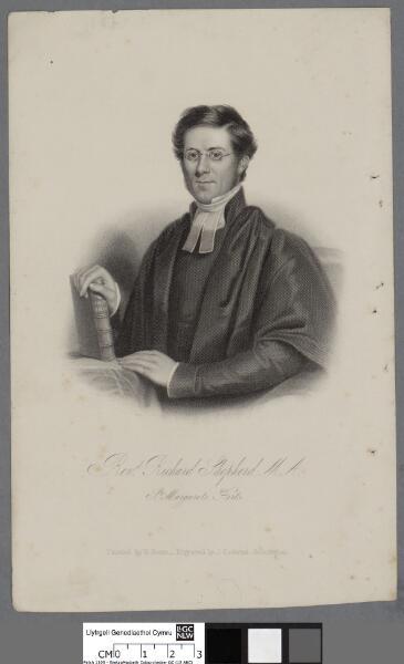Revd. Richard Shepherd, M.A St. Margaret's...