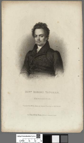 Revd. Robert Vaughan Kensington
