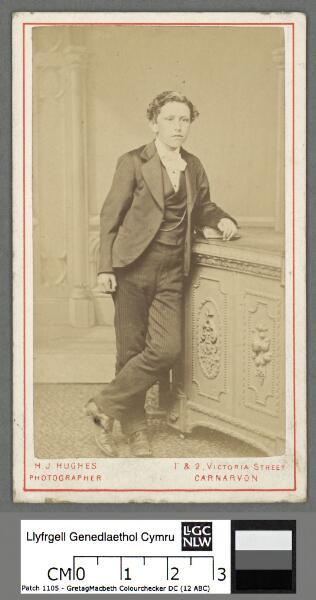 Ellis Jones Griffith