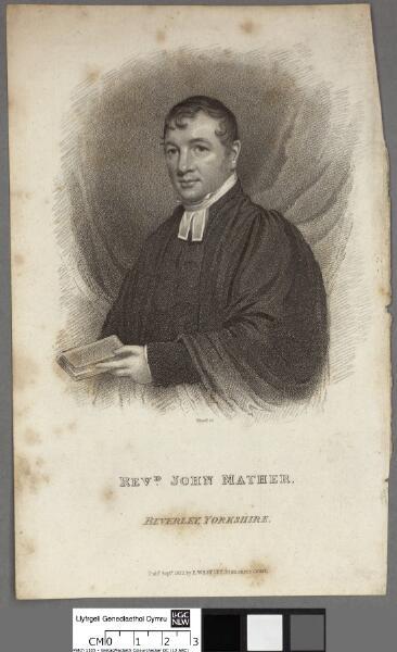 Revd. John Mather, Beverley, Yorkshire