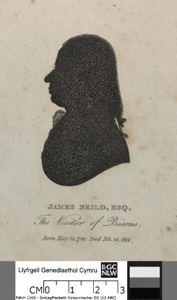 James Neild, Esq the visitor of prisons