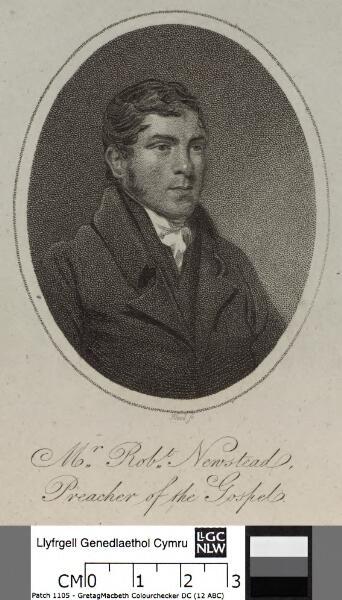 Mr. Robt. Newstead, Preacher of the Gospel