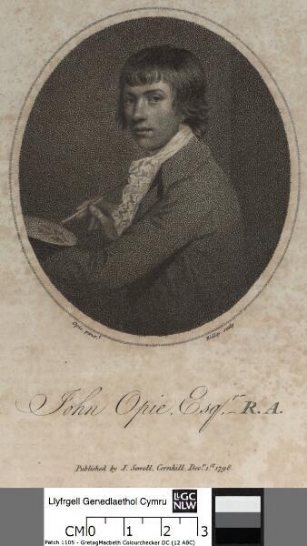 John Opie Esq. R.A