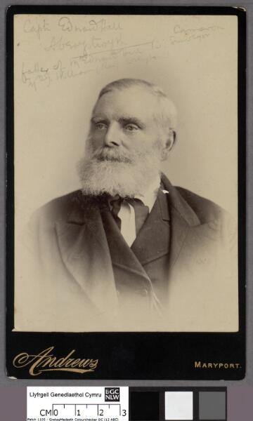 Edward Hall (of Aberystwyth)