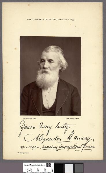Alexander Hannay