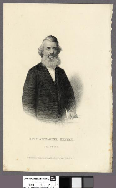 Revd. Alexander Hannay, Croydon