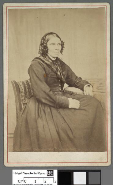 Ann Jones (Caegwyn, Penrhyndeudraeth)