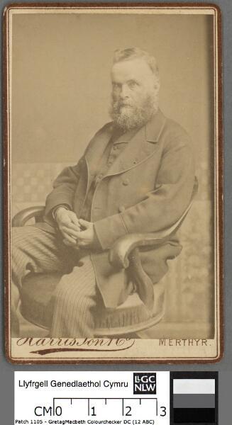 David Watkin Jones, 'Dafydd Morganwg'