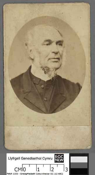 Parch. Griffith Jones, Tregarth