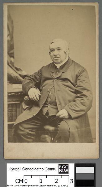 Revd. John Jones (of Blaenannerch)