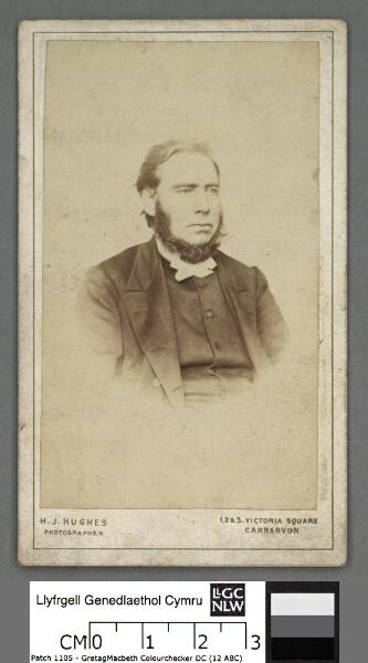 Rev. John Jones (Rhos)