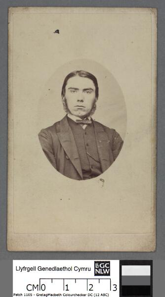 Rev. John Maurice Jones