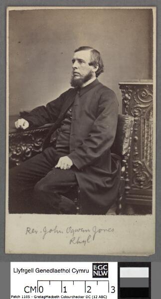 Rev. John Ogwen Jones