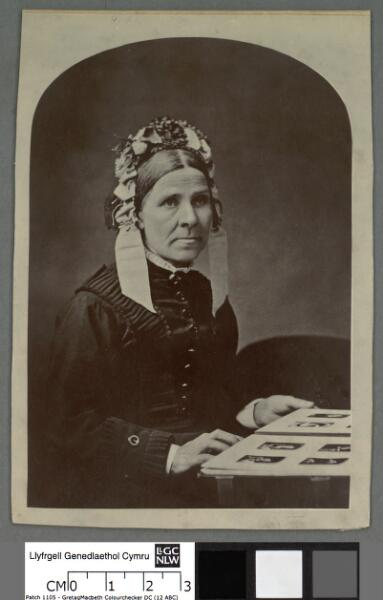 Mrs Martin faithful nurse and friend