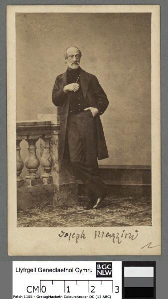Joieph Mazzini