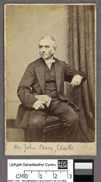 Rev. John Parry, Chester
