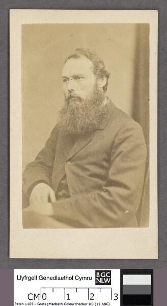 Rev. John Peter ('Ioan Pedr')