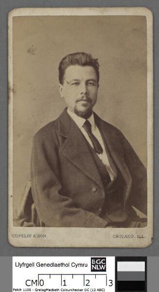 Rev. Hugh Pritchard (of New York)
