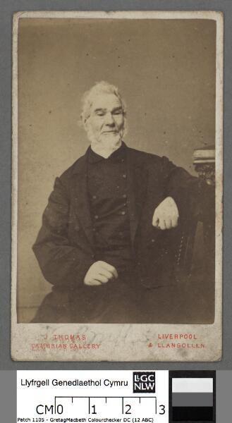 Dr. John Prichard, Llangollen