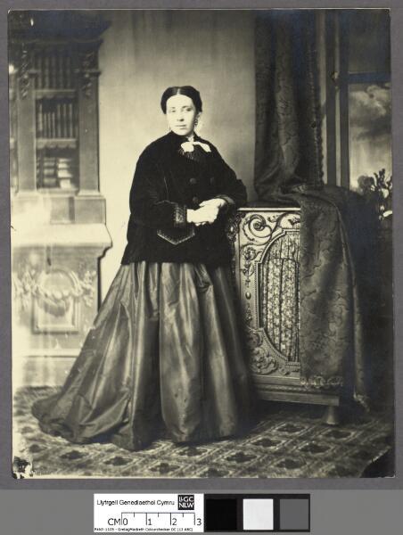 Sarah Jane Rees, 'Cranogwen'